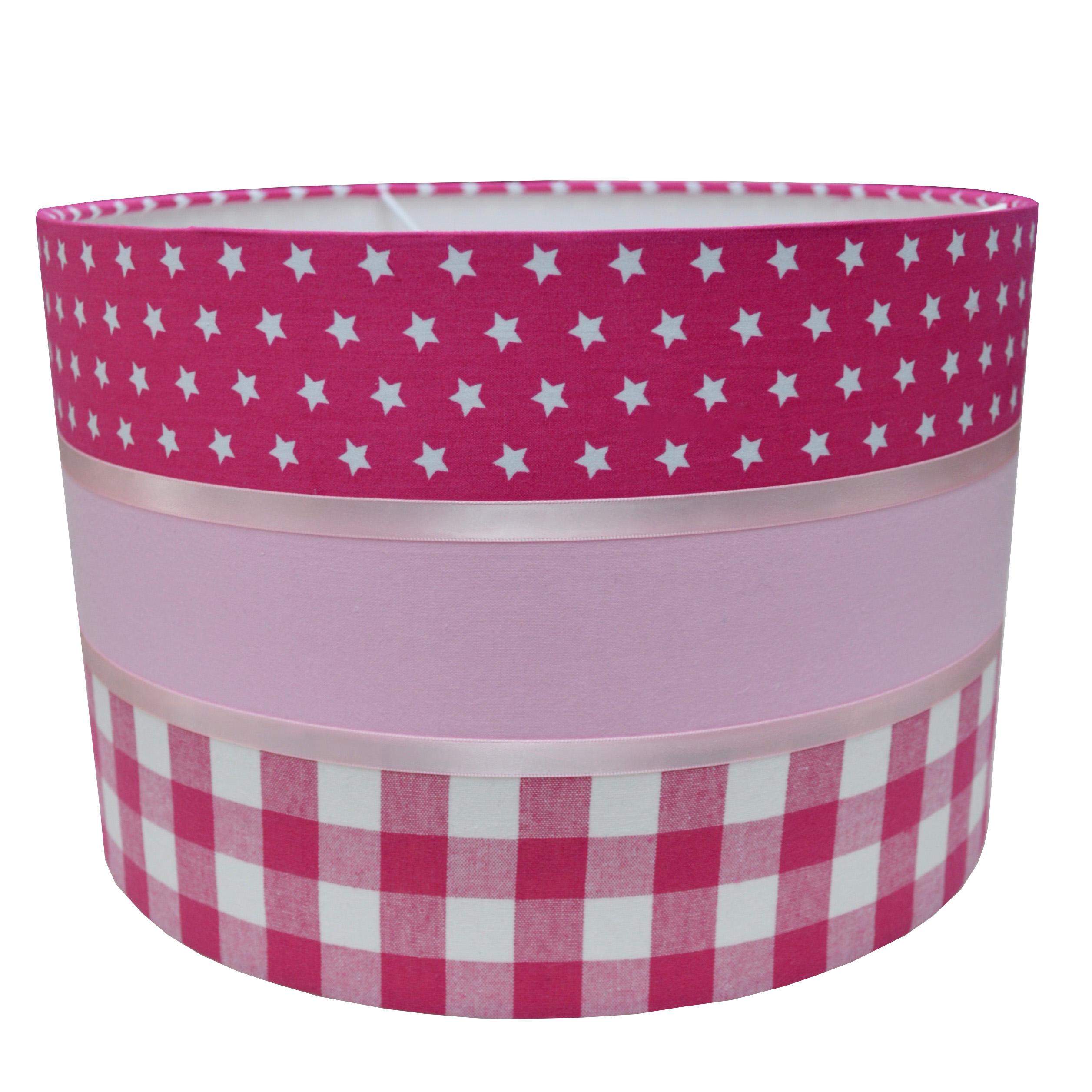 meisjeskamer-roze-lampenkappen