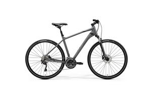 Crossway 300 Matt Dark Grey/black L 55cm
