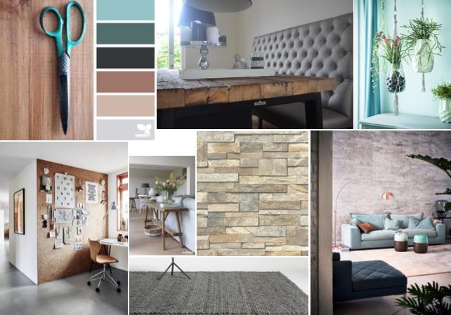Plattegrond Woonkamer Maken : Cm nordic serie inkt tekening stijl tapijt voor woonkamer
