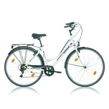 Excel Avenue 18-speed wit damesfiets