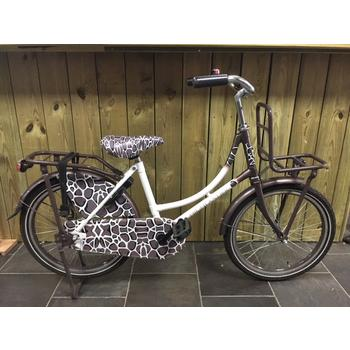 Highlander oma panther 20inch meisjesfiets