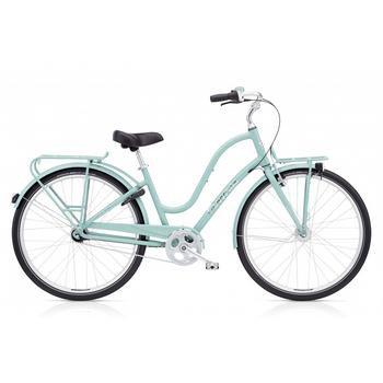 Electra Townie Commute 7i EQ mineral blue damesfiets