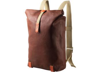Brooks tas Pickwick S Rust/Brick
