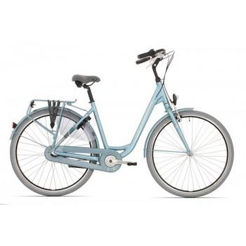 Rock Machine UB40 N3 sleepy blue glans 50cm Damesfiets