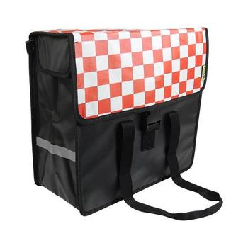 Beck Shopper Red Checker