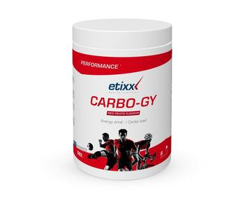 Etixx performance carbo-gy red fruits 560gr
