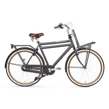 Popal Daily Dutch Prestige N3 RN 50cm petrol blue Heren Transportfiets