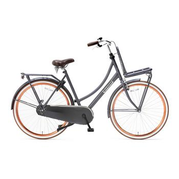 Popal Daily Dutch Basic 50cm petrol blue Transportfiets