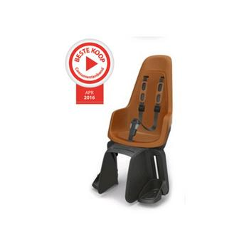Bobike one maxi ef kinderzitje achter choco brown