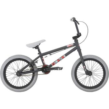 Haro Downtown matt black 16inch BMX