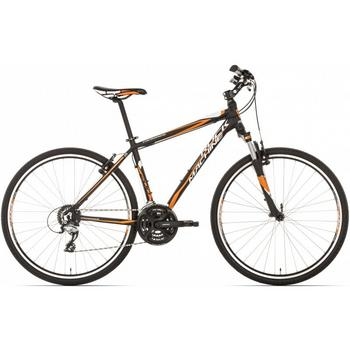 Rock Machine Crossride 200 zwart 51cm Crosshybride