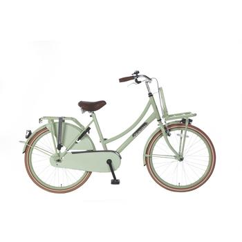 Popal Daily Dutch Basic 24inch pistache groen Transportfiets