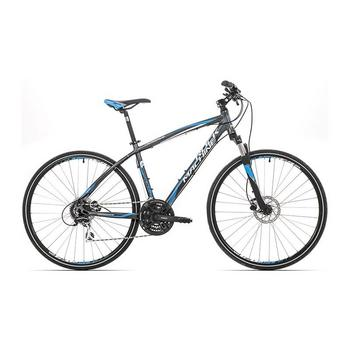 Rock Machine Crossride 300 titaan 46cm Crosshybride