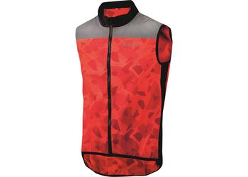 Raceviz Bodywear Rysy L red