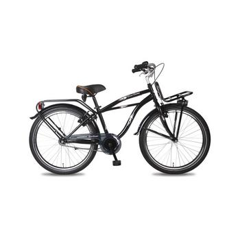 Bike Fun Crazy Cruiser 20inch zwart jongensfiets