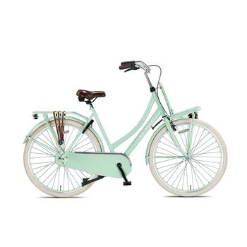 Altec Urban 50cm mint green Dames Transportfiets