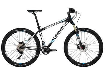 Giant Talon 27.5, Black(Gloss/Matte)