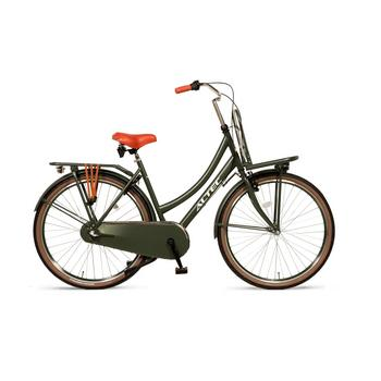 Altec Dutch N3 53cm army green Dames Transportfiets