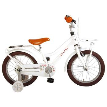 Volare Liberty Transport 16inch wit meisjesfiets
