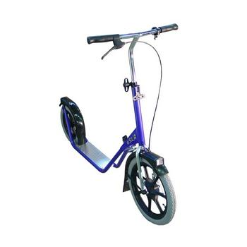 Esla Scooter 4102 blue bedrijfs step