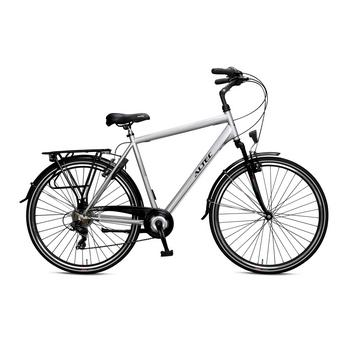 Altec Verona 7-speed 52cm chrome herenfiets