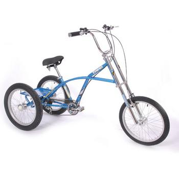 Mission Triad Chopper 6-speed driewieler