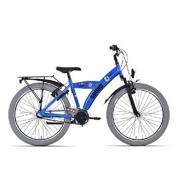 Bike Fun Sound N3 26inch blauw  jongensfiets