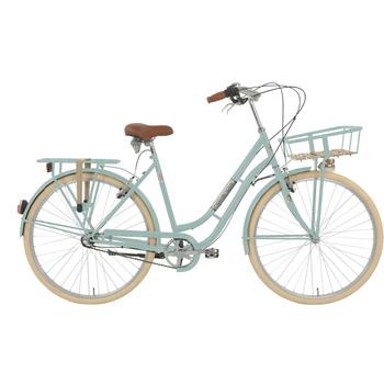 Hollandia Colorful N3 turquoise 53cm transportfiets