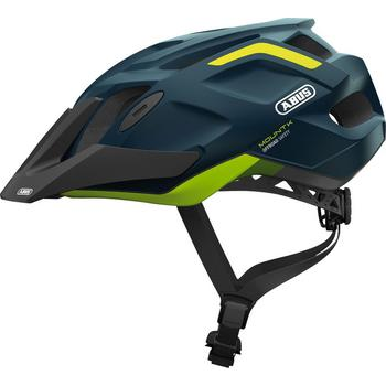 Abus MountK L midnight blue MTB helm