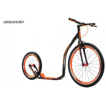 Crussis Urban 4.3  26/20 black-orange step