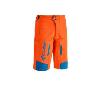 Cube Action Shorts Team Xxl