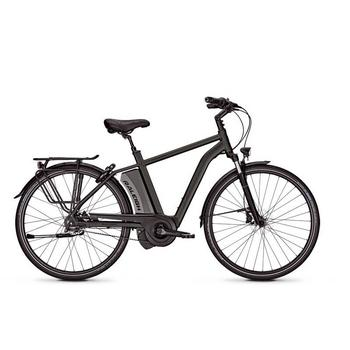 Raleigh Boston Premium 17,5Ah irongrey matt 28inch 50cm elektrische herenfiets