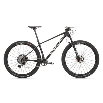 "Superior Team 29 Issue Carbon chrome rood L 29"" Race MTB"