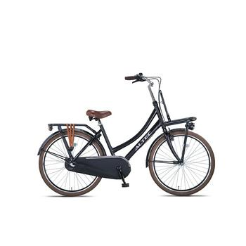 Altec Dutch N3  matzwart 26inch Transportfiets