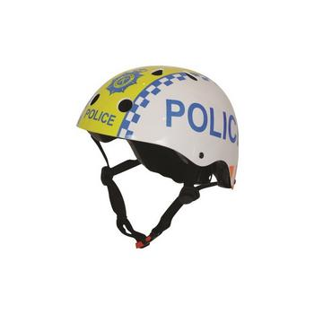 Kiddimoto police Medium helm