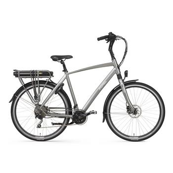 Popal E-volution 13.0 iron-grey 57cm elektrische herenfiets