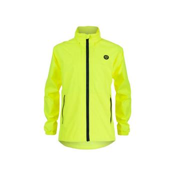 Agu go kids jacket neon yellow 122-128