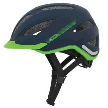 Abus Pedelec+ L blue high-speed e-bike helm