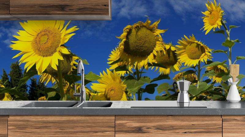 Sunflowers•keuken