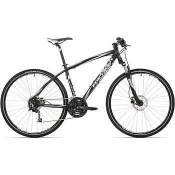 Rock Machine Crossride 500 zwart 46cm Crosshybride