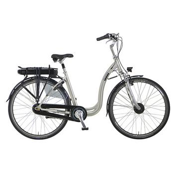 Pointer E-Forta Step-In N7 Velvetsilver elektrische damesfiets