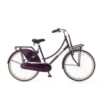 Popal Daily Dutch Basic 26inch paars Transportfiets