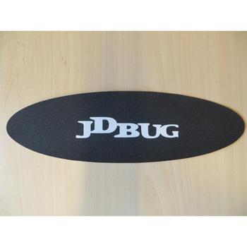 JD Bug grip tape zwart