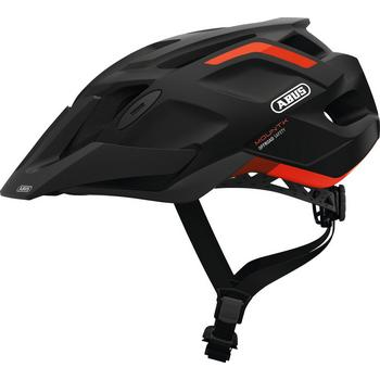 Abus MountK L shrimp orange MTB helm