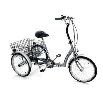 Mission Space Genie 6-speed 20inch opvouwbare driewieler
