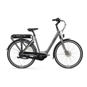 Popal E-volution 12.0 iron-grey 49cm elektrische damesfiets