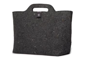 Cortina Sofia Shopper Bag Recycled textiel Bl/Antra