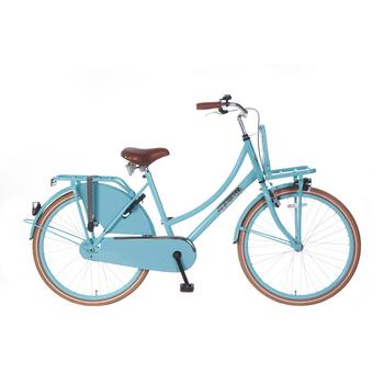 Popal Daily Dutch Basic 26inch turquoise Transportfiets