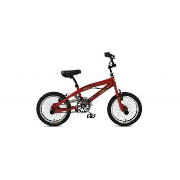 Troy Freestyle BMX 16inch rood