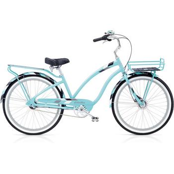 Electra Daydreamer 3i 26inch mineral blue damesfiets